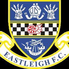 Eastleigh crest.