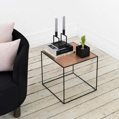 Twin Table Copper | Zarro