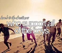 Totally! True Directioners support all of the boys. I love all of them! <3 xx