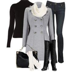 зимен стайлинг (winter outfit)
