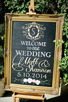 Wedding Ideas: Breathtakingly romantic California Wedding - MODwe...