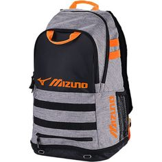 The Mizuno Team Elite Crossover Backpack is a versatile backpack that can easily transition from sport-to-sport. The Team Elite Crossover Backpack features two side bat sleeves that can store two bats or be used as a water bottle pouch. Crossover, Mlb, Volleyball Gear, Fastpitch Softball Gloves, Baseball Equipment, Backpack Reviews, Bat Sleeve, Cool Backpacks, Black Backpack