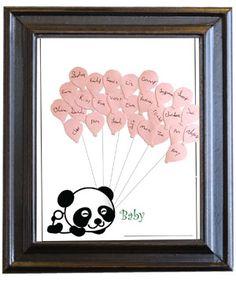 Panda Theme Guest Book
