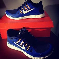 huge selection of 7a7a0 e64a2 Nike Free 5.0 Dark Blue Blue Black Cheap Womens Nike Shoes, Nike Shoes For  Sale