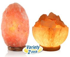 Himalayan Salt Lamps help reduce allergens, moisture, pollutants, and electromagnetic frequencies, and create potentially soothing effects inside your home. http://products.mercola.com/himalayan-salt/himalayan-salt-lamps.htm