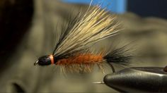Lawson's Henry's Fork Salmon Fly Tying Pattern