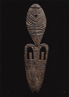 Skull Rack, Papua New Guinea