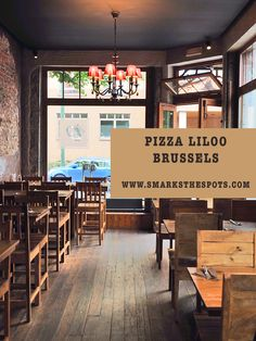 Pizza Liloo, Brussels - S Marks The Spots Blog #seemybrussels
