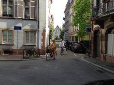 Rue pres Place Kleber