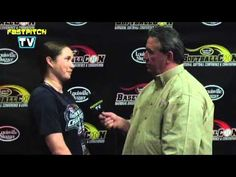 Alissa Haber Interview - Episode 152 - The Fastpitch Softball TV Show. This week I interview Alissa Haber while I am at Softball Con.    Visit the Fastpitch TV Show's website at http://Fastpitch.TV