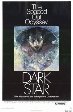 """The stoned side of sci-fi: John Carpenter's debut feature """"Dark Star"""", 1974."""