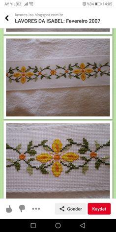Cross Stitch Designs, Cross Stitch Patterns, Charro Outfit, Cross Stitch Baby, Chain Stitch, Cross Stitching, Embroidery Designs, Diy And Crafts, Cross Stitch Rose