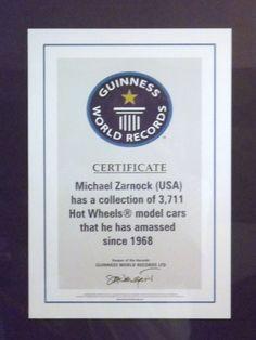 Guinness World Record 2003  #guinnessworldrecords #ripleys #hotwheels #mattel