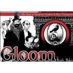 Gloom - Card Game