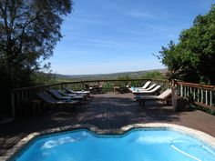 Pool with a view at Woodbury Lodge on Amakhala Game Reserve Game Reserve, Lodges, Cape, Outdoor Decor, Home Decor, Mantle, Cabins, Cabo, Decoration Home