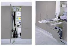 Image result for ironing board cupboard