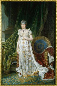 1810 Jean-Baptiste Isabey - Empress Marie Louise