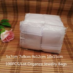 Jewelry Packaging, Gift Packaging, Cheap Jewelry, Jewelry Accessories, Bag Display, Christmas Gift Bags, Drawstring Pouch, Organza Gift Bags, Wedding Events