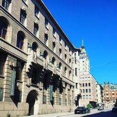 Travel in Helsinki Finland. #travel #helsinki #finland #201606 #shotoniphone6
