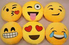 I have the heart eyes & annoyed emoji ones !