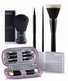 #beauty #kiko #makeup #parfumseshop cosmesi offerte, siti codici sconto ,super offerte.com, idee accessori pennelli trucco, ombretti cotti colorati kiko, set bagno colora...