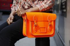 The Style Examiner: Cambridge Satchel Company Announces First Men's Collection