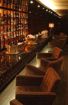 Gin Joint, Sea Container Homes, Grand Hyatt, Hotel Interiors, Bar Areas, Cafe Bar, Restaurant Design, Fun Drinks, Interior Design Inspiration