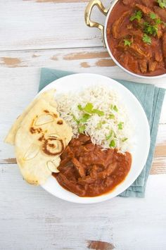Vegan Butter Chicken with Soy Curls | ElephantasticVegan.com #vegan #curry #butterchicken #soycurls #plant-based #vegetarian #meatfree