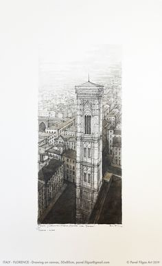 Home © Pavel Filgas Italy Architecture, Web Gallery, Travel City, Less Is More, Florence Italy, Drawing Art, Art Day, Rome, Illustrator