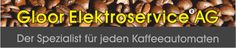 Gloor Elektroservice AG - Ihr Spezialist für Kaffeemaschinen in der Region Aadorf - Kaffeemaschine – Kaffeemaschinenservice – Kaffeemaschinenreinigung