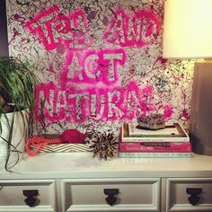 awesome DIY art by jamie meares, via Flickr