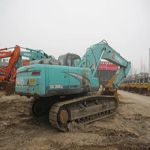 Kobelco SK230-6E has a good engine. The used excavator and other equipments can be all provided by us. If ...