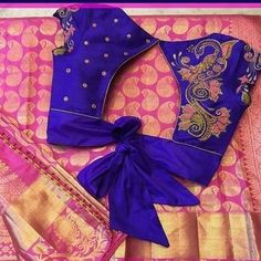 Blouse Designs: Blouse designs imagesAre you searching for the best blouse design images to get beautiful ideas that how to make different designs?So here we have tons of collections of blouse designs different types of patterns and. Blouse Back Neck Designs, Best Blouse Designs, Simple Blouse Designs, Stylish Blouse Design, Bridal Blouse Designs, Latest Saree Blouse Designs, Peacock Blouse Designs, Indian Blouse Designs, Home Design
