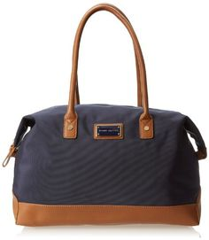 Tommy Hilfiger 6923790 Solid Nylon Carson Shoulder Bag,Navy,One Size Tommy Hilfiger,http://www.amazon.com/dp/B00HR15258/ref=cm_sw_r_pi_dp_C4Kvtb0TZ2K1K7BA
