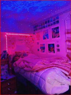 Teen Room Decor, Room Ideas Bedroom, Cute Bedroom Ideas, Home Decor Bedroom, Bedroom Inspo, Teen Rooms, Bedroom Inspiration, Teenage Room, Bedroom Ceiling