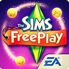 Logotipo de TheSimsFreePlay