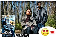 #TheUpside #SEEorSNUB  #Movie #Film #Movies #Films #KevinHart #BryanCranston Movie Film, Movies, Bryan Cranston, The Upside, Kevin Hart, The Best Films, Writer, Author, Fictional Characters