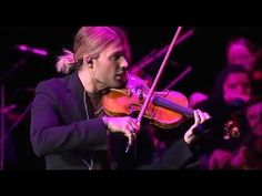 David Garrett, violinist - Brahms Hungarian Dance No. 5 ~ This is one of my absolute favorite music pieces. I used to play this on the flute and I definitely plan to learn it on the violin!