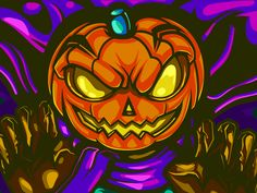 halloween designed by Penpencils. Connect with them on Dribbble; the global community for designers and creative professionals. Halloween Design, Creative, Fictional Characters, Art, Art Background, Kunst, Performing Arts, Fantasy Characters