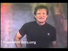 Robin Williams (1996) doing a series of comedic riffs for the opening of the new San Francisco Main Public Library.
