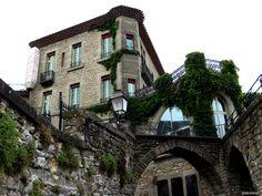 Carcassonne.- Hotel de la Cité