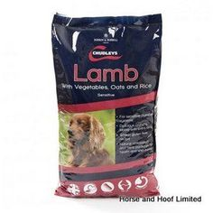 Chudleys Lamb Vegetables Sensitive Dog Food 2 5kg Chudleys Lamb Vegetable Sensitive Dog Food is carefully formulated to meet the nutritional needs of all adult dogs who are of a delicate disposition or who have a delicate digestive system.