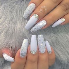 Who doesn't love nail art designs? We sure do! Nail Art is what makes our manicures very pretty and gives a great ice breaker when showing up to the party. We have found some of the best nail art designs we could find! 66 of them in fact! Before you check them out, here are a few of our favorite tools to help you with your own awesome Nail Designs... Nail Brushes GHB Nail Brush Set Nail Stencils Mudder Stencil Set Nail Rhinestones Silver Moon Rhinestone Pack Nail Glitter China Glaze Polar...
