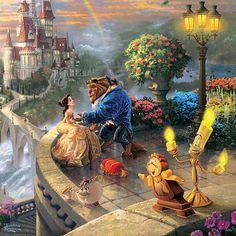 Walt Disney, Disney Toys, Disney Films, Disney Fun, Disney And Dreamworks, Disney Magic, Disney Pixar, Disney Stuff, Thomas Kinkade Art