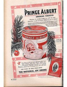 The reason for prank phone calls in my youth: Prince Albert in a can.