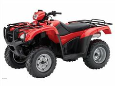 Honda 2013 FourTrax® Foreman® 4x4 ES with EPS (TRX®500FPE)  www.apachemotorcycles.com