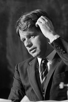 Bobby Kennedy, gone way too soon.  His blend of compassion and pragmatism would have been good for the US.