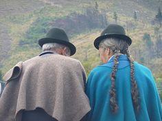 Campesinos, Villa de Leyva, Boyacá, Colombia