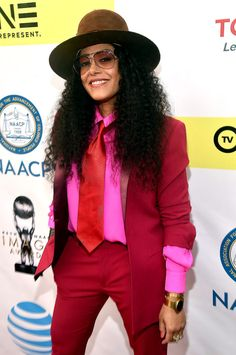 Cree Summer attends the NAACP Image Awards at Pasadena Civic Auditorium on February 2017 in Pasadena, California Cree Summer, California Style, Pasadena California, My People, Fashion Pictures, Awards, Tiffany Wilson, February 11, Cute