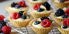 Mini Berry Tarts Recipes | Food Network Canada